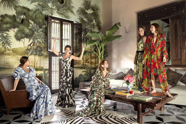 В гостях у колумбийского фэшн-дизайнера Хоанны Ортис (фото 2)