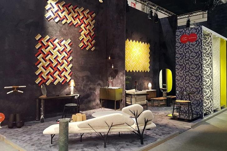 Maison & Objet: новинки Дома Pierre Frey для бренда La Chance (фото 0)