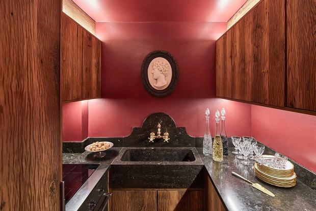 Дом-музей: яркий проект студии CM Studio в Париже (фото 13)