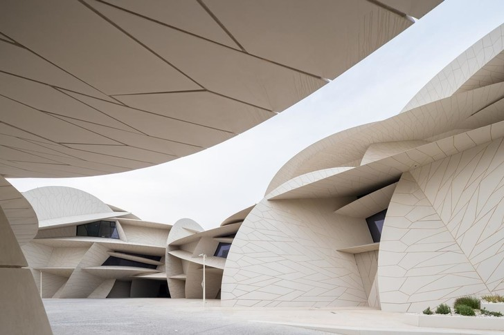 Музей в Катаре по проекту Жана Нувеля (фото 3)