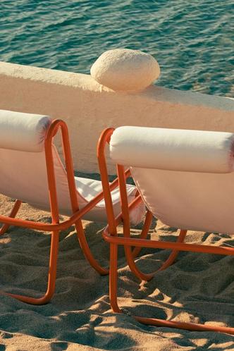 Охра и шафран: ресторан на Миконосе в ретро-гамме (фото 6.1)