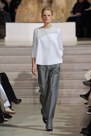 Показ Bouchra Jarrar коллекции сезона Весна-лето 2012 года Haute couture - www.elle.ru - Подиум - фото 330131