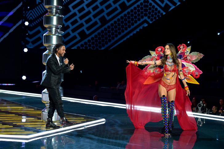 Менеджер Victoria's Secret трогательно попрощался с Амбросио (фото 3)