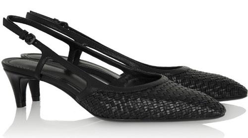 Выбор ELLE: туфли Bottega Veneta