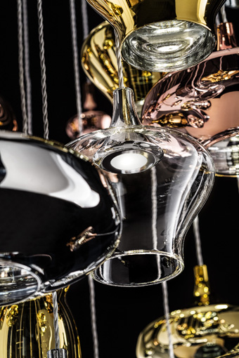 Русский дизайн: новая коллекция света Димы Логинова | галерея [1] фото [1]
