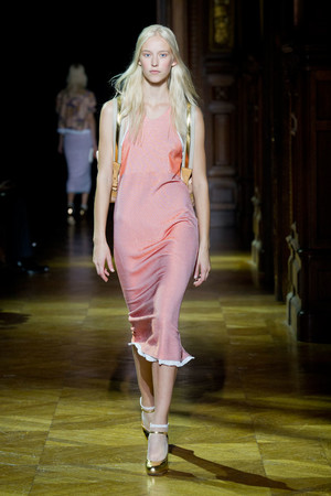 Показы мод Sonia Rykiel Весна-лето 2014 | Подиум на ELLE - Подиум - фото 3666