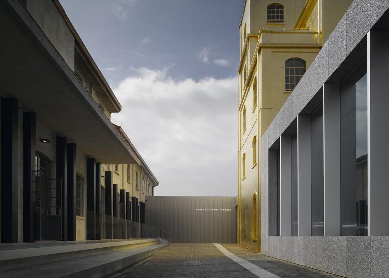 Фонд Prada открывает новую арт-галерею | галерея [1] фото [4]