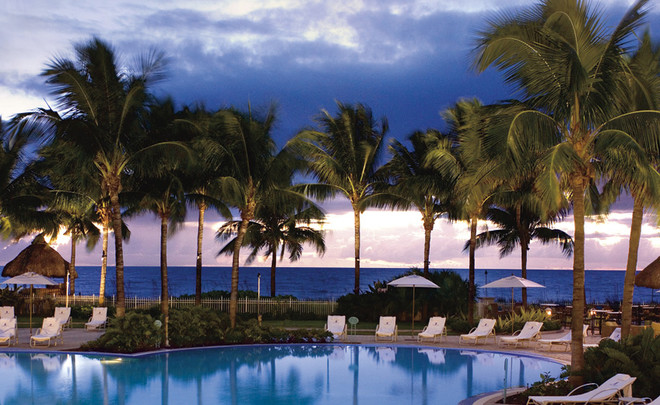 Отель Ритц-Карлтон, Ки Бискейн, Флорида