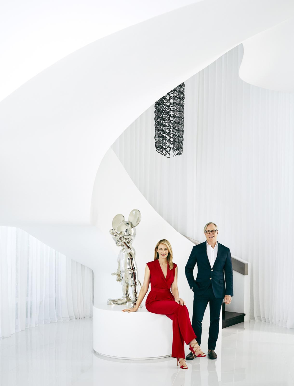 Дома fashion-дизайнеров