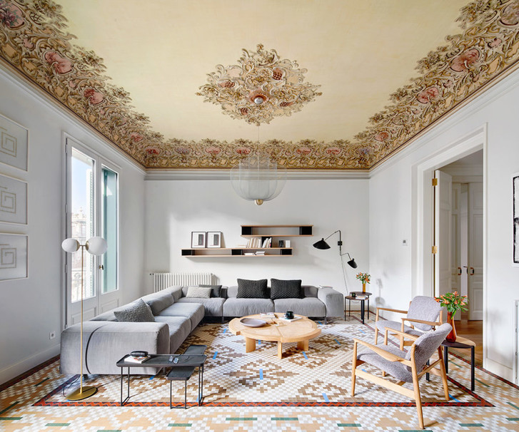 Изысканные апартаменты в комплексе Casa Burés (фото 4)