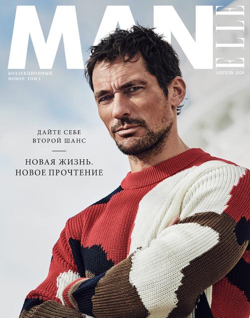 Первый номер российского издания MAN ELLE (фото 1)