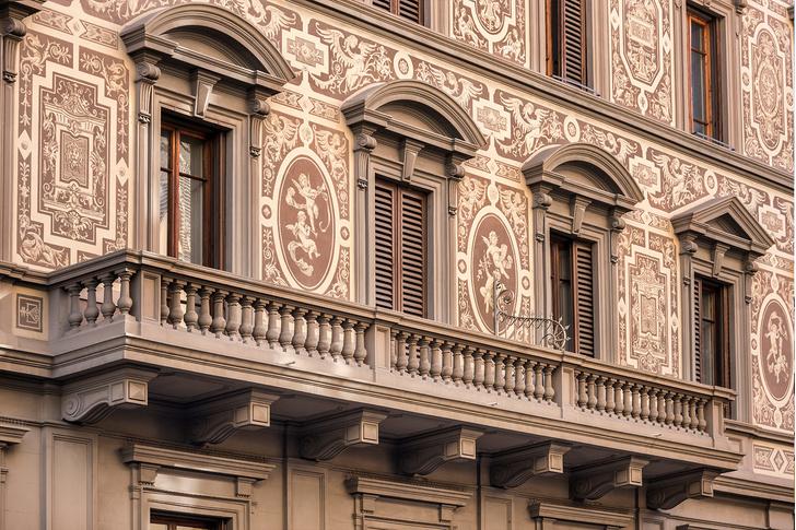 Бутик-отель в старинном палаццо во Флоренции (фото 3)