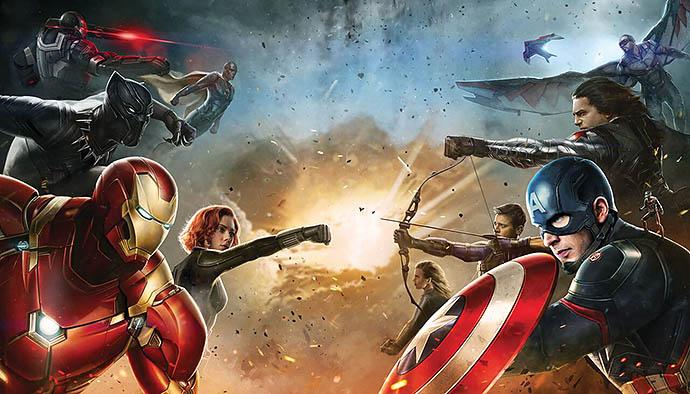«Капитан Америка: Противостояние»