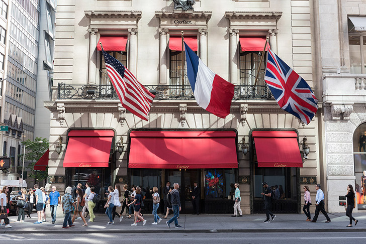 В Нью-Йорке проходит выставка Cartier, посвященная Высокому ювелирному искусств фото [3]