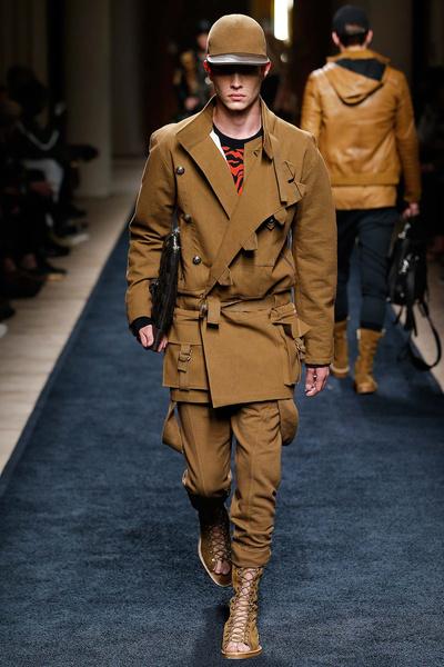 Неделя мужской моды в Париже: лучшие показы | галерея [7] фото [7]