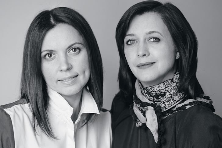 Анна Хосровян и Марина Кочерова
