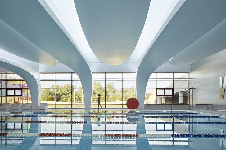 Победитель Red Dot 2018: фитнес-клуб от VOX Architects (фото 0)