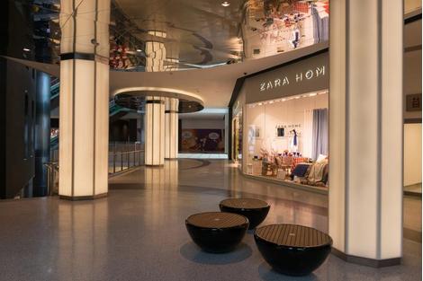 """""""Кунцево Плаза"""" – новый торговый центр по проекту американских архитекторов   галерея [1] фото [4]"""