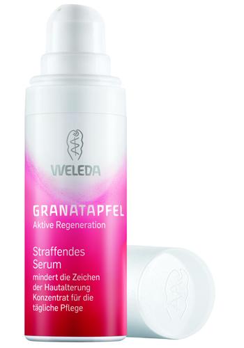 Granatapfel Aktive Regeneration Straffendes Serum от Weleda