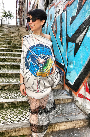 Взгляд изнутри: блогер ELLE о том, почему надо ехать на Неделю моды в Лиссабоне