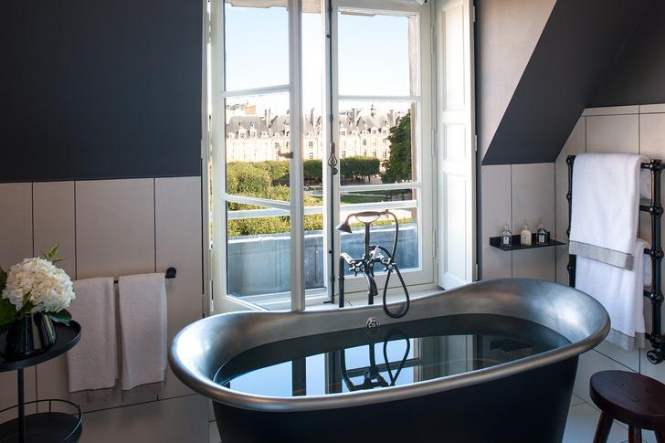 Отель Cour des Vosges в Париже (фото 10)
