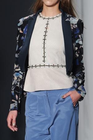 Показ Rebecca Taylor коллекции сезона Весна-лето 2013 года prêt-à-porter - www.elle.ru - Подиум - фото 416417