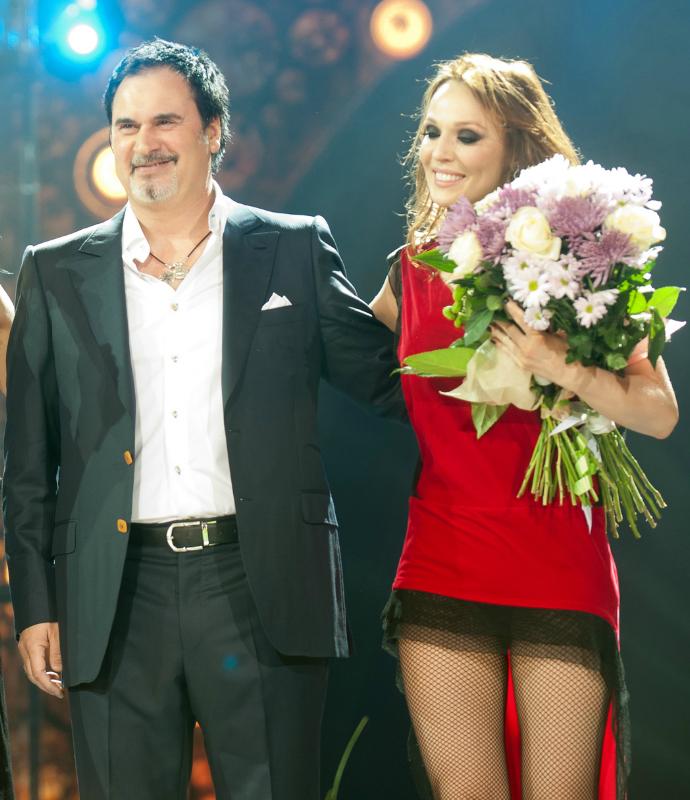 Джанабаева и меладзе поженились фото свадьбы фото
