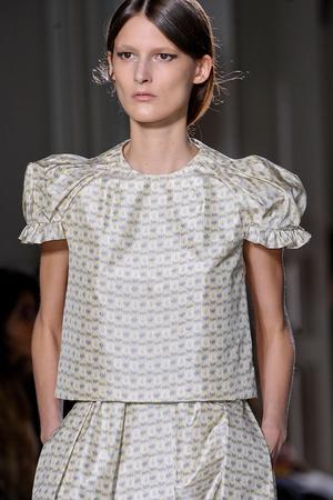 Показ Valentino коллекции сезона Весна-лето 2012 года Haute couture - www.elle.ru - Подиум - фото 333870