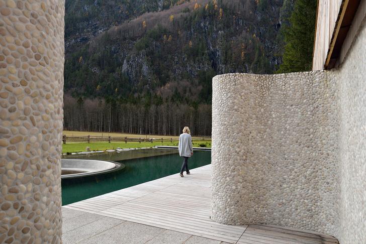 Семейный бутик-отель с велнес-центром в Словенских Альпах (фото 6)