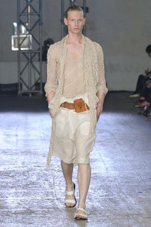 Показы мод Thimister Весна-лето 2012 | Подиум на ELLE - Подиум - фото 1850