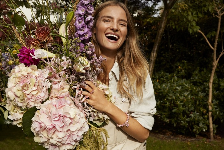Времена года: нежная весенняя коллекция Pandora, которая особенно понравится любителям цветов (фото 1)
