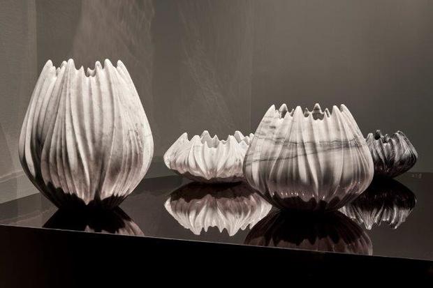Объекты из мрамора от знаменитых архитекторов (фото 5)