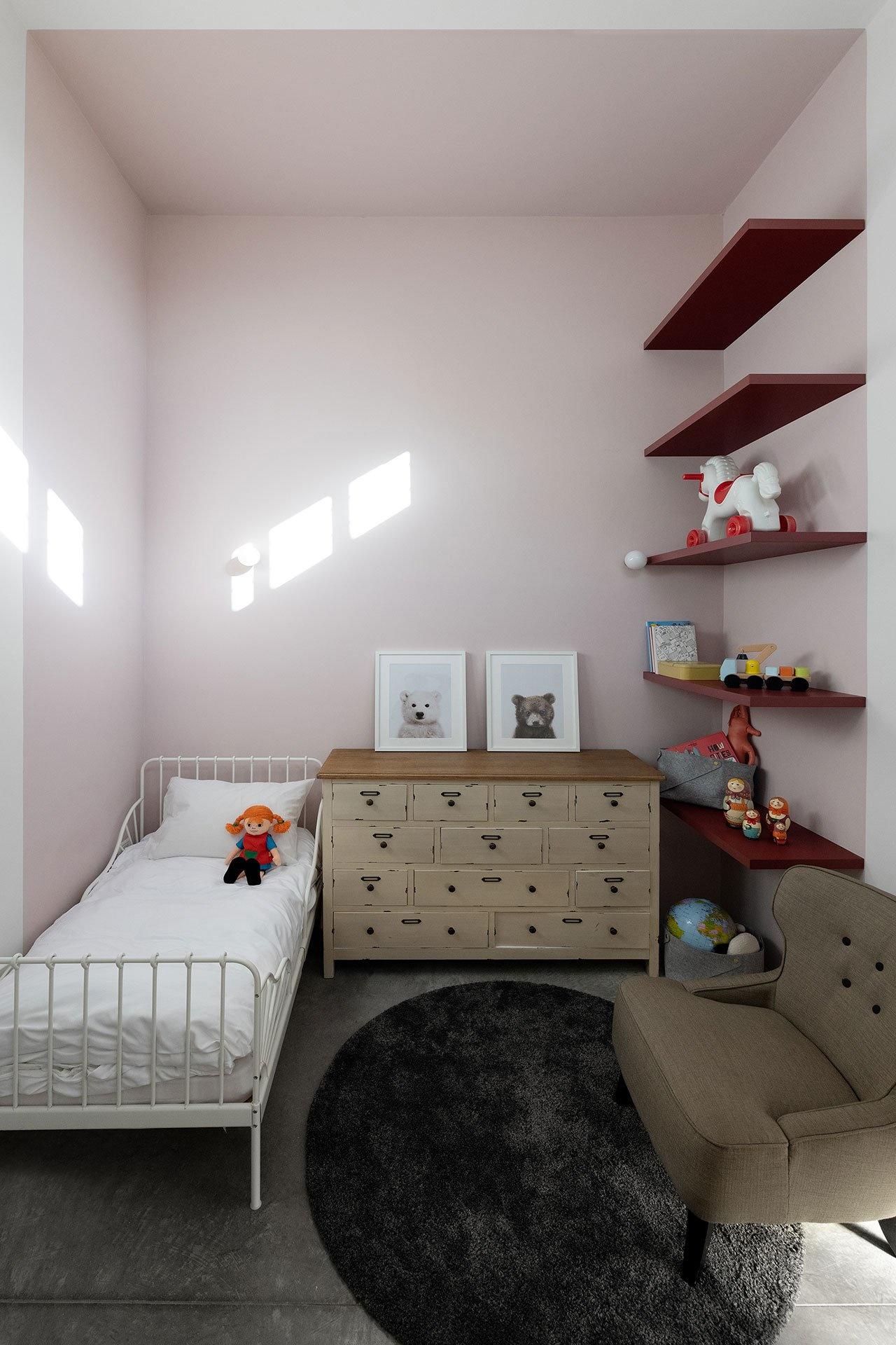 Квартира в Тель-Авиве в индустриальном стиле (галерея 10, фото 1)