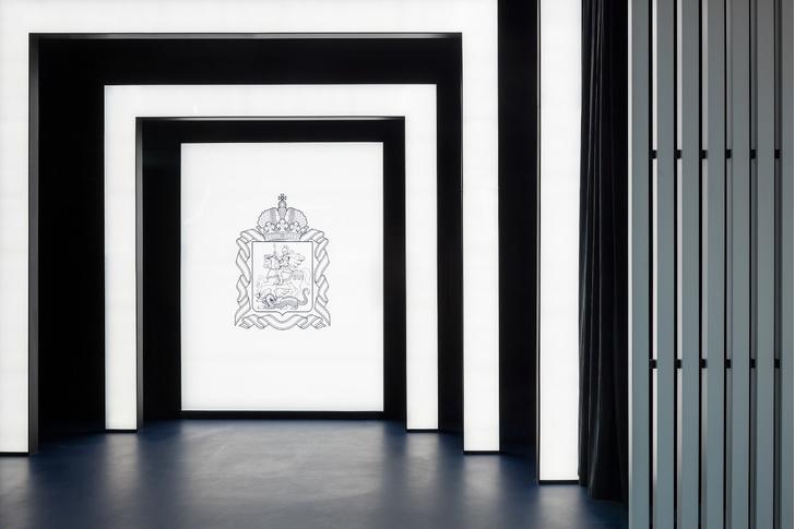 Зал заседаний Мособлдумы в стиле «Звездных войн» (фото 10)