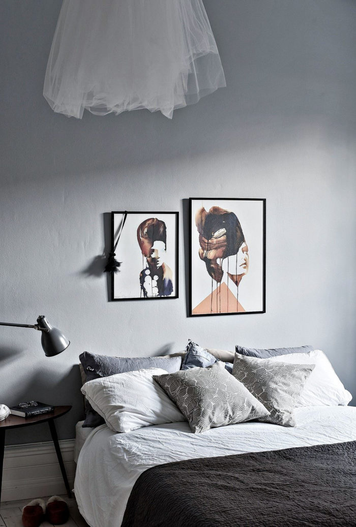 Маленькая спальня: 7 практичных решений (фото 9)