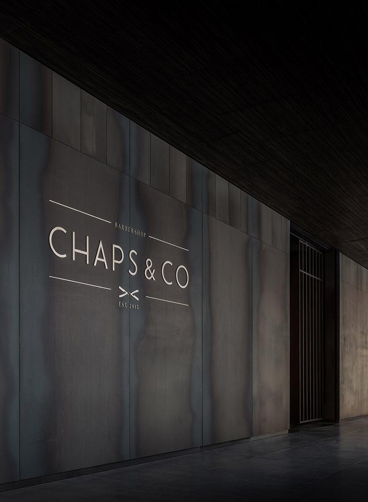 Барбершоп Chaps & Co в Дубае (фото 7)