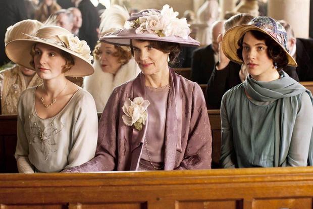 На высшем уровне: самые «аристократические» сериалы и фильмы (фото 8)