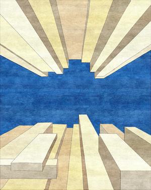 Архитектурные ковры Марии Романовой (фото 7.1)