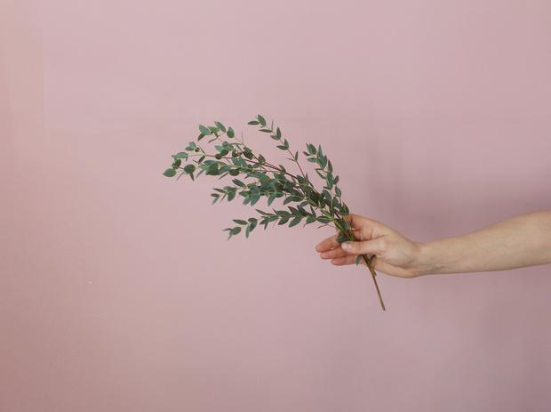 Мастер-класс: осенний букет из диких цветов (фото 9)