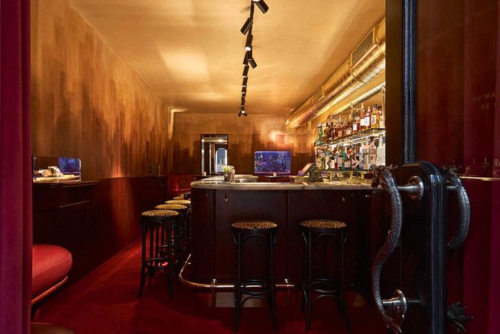 Секретная служба: Каролин де Мегрэ — о не самых очевидных модных местах в Париже (фото 11)