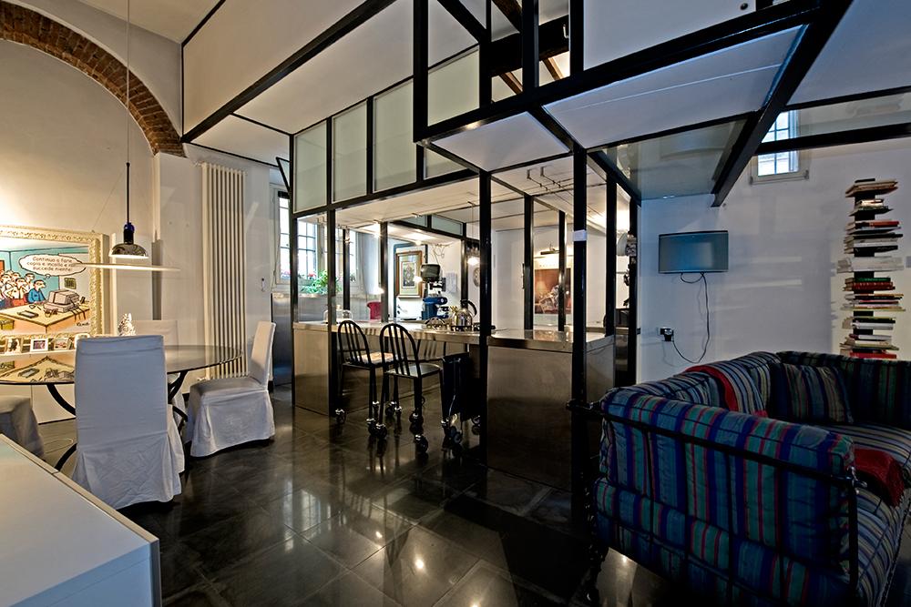 Топ-10: дизайнерские квартиры в Милане | галерея [7] фото [3]