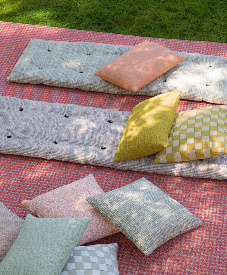 Текстиль для балкона, террасы и патио (фото 9)