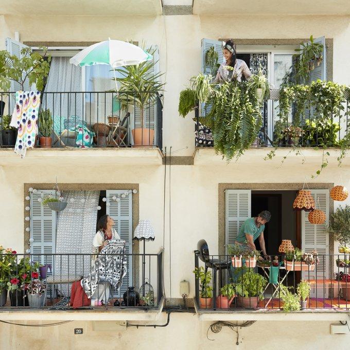 Балкон в скандинавском стиле: 7 советов (фото 1)