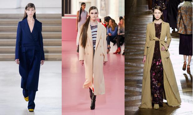 Модные пальто осень-зима 2015/2016: фото 6