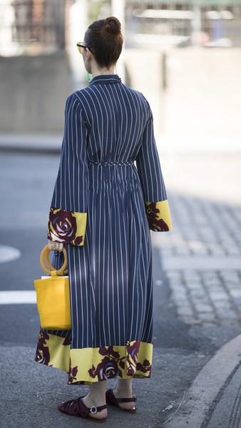 91 лучших street style образов Недель моды   галерея [1] фото [3]