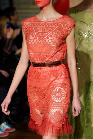 Показ Alexis Mabille коллекции сезона Весна-лето 2012 года Haute couture - www.elle.ru - Подиум - фото 330384