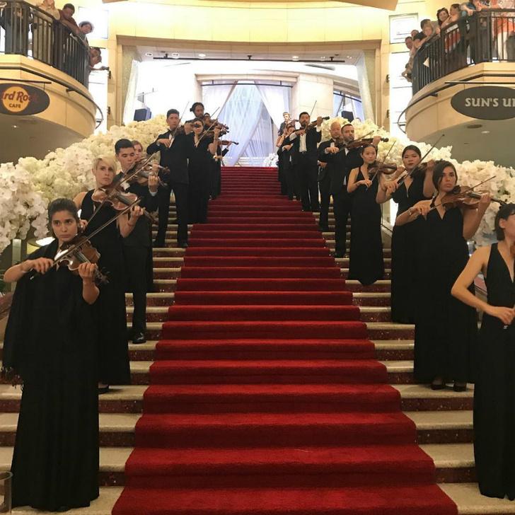 Леди Гага спела на свадьбе детей российских олигархов