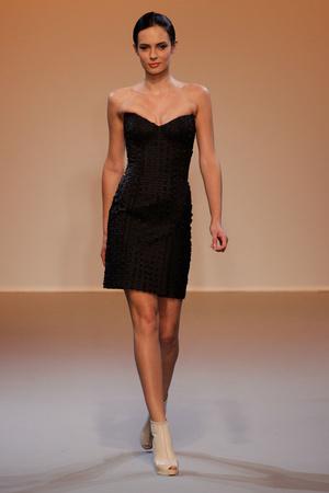 Показ Lefranc Ferrant коллекции сезона Осень-зима 2010-2011 года haute couture - www.elle.ru - Подиум - фото 168010