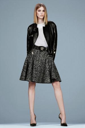 Показы мод Versace Pre-fall   2014 | Подиум на ELLE - Подиум - фото 3737