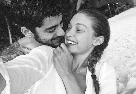 СМИ: Джиджи Хадид и Зейн Малик официально помолвлены | галерея [1] фото [2]